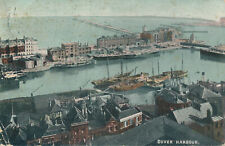 PC68994 Dover Harbour. The London View. 1906