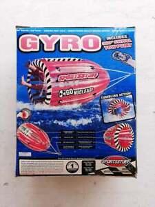gyro 360° swivel tow point