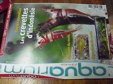 µ? Revue Aquarium a la maison n°68 Crevettes Indonesie Tetra  Filtre Lagunaire