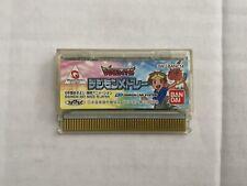 Digimon Tamers: Digimon Medley japan Bandai Wonderswan Game US seller
