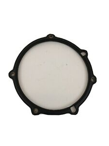 Ducati 1098 Clutch Cover Dry Engine Case Right Side Grey Silver OEM Gasket