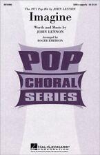John Lennon: Imagine (SATB) SATB Sheet Music Vocal Score