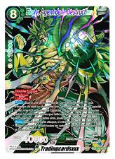 ♦Dragon Ball Super♦ Broly, Agent de la Destruction : BT6-125 SCR -VF-