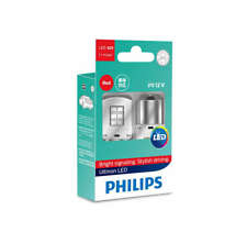 Coppia P21W PHILIPS Ultinon LED luce stop rosse