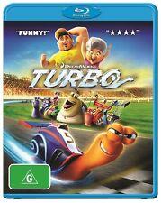 Turbo (Blu-ray, 2014)