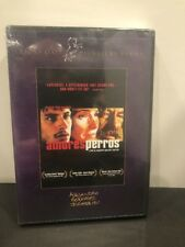 Amores Perros (signature Series) - Dvd - Color Ntsc Subtitled Widescreen New