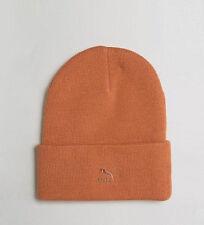 3daf7fa0bd8 PUMA 2019 Archive No 1 Beanie Hat in Copper Orange Unisex Winter Fashion