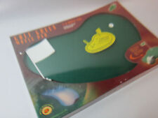 Golf Green 3D Flag & Cup Mouse Putter Pad 4 Mini Golf Balls Game Mouse Pad New