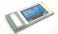 New listing Vintage Computer - D-Link AirPlus - 2.4Ghz Wireless Cardbus - Pcmcia - Used