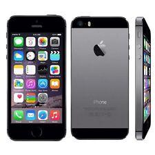 Apple iPhone 5s Smartphone 16 GB débloqué 4G  grade C gris