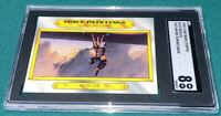 1980 Star Wars Rescue Card SGC 8