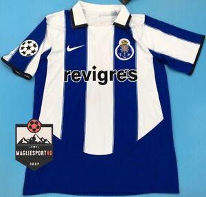 Maglia Deco Porto Finale Champions League 2004 - Calcio Retro FCP Jersey Camiset