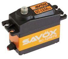 Savox SC-1256TG High Torque Titanium Gear Servo .15/277 (New in Package)