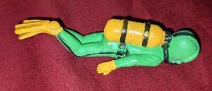 SAFARI LTD. Scuba Diver Toy Figure Ocean Sea Guy Fish Tank Educational Aquarium
