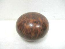 Petite boite ronde en bois de thuya