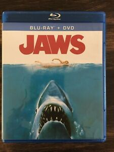 Jaws Blu-ray DVD, 2012, 2-Disc Set like new digital code expired but never used