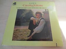 LOVE~CATERINA VALENTE w/ WERNER MULLER~RARE~LONDON PHASE 4~Factory Sealed LP
