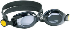 Hilco Leader Child Kids Junior Vantage Prescription Swimming Goggles Black Blue