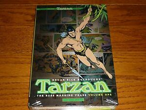 Tarzan Archives Volume 1 The Russ Manning Years SEALED hardcover, Dark Horse