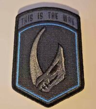 Prometheus Design Werx PDW Mandalorian StarWars Morale Patch NEW