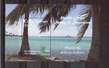 COOK ISLANDS $6 Environmental Awareness min sheet