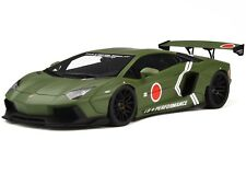 LAMBORGHINI AVENTADOR LB PERFORMANCE 1/18 GT Spirit GTS18502K EN STOCK
