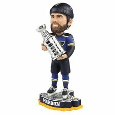 Patrick Maroon St. Louis Blues 2019 Stanley Cup Champions Bobblehead NHL