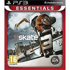 Ps3 Game Skate 3 (three) Skateboarding