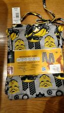 TRANSFORMERS BUMBLEBEE SLEEP LOUNGE PANTS YOUTH SMALL NWT SIZE 6-7 MSRP 24.00