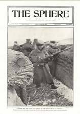 1905 Japanese Soldiers In Trenches Kuroki Hun-ho Facing Russians