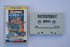 Los Angeles Swat Sinclair ZX Spectrum 48K/128K/+2 (SCC) * Nuevo *