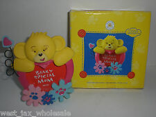 Build-A-Bear Workshop Beary Special Mom Frame Cute Mother Gift Collectible New