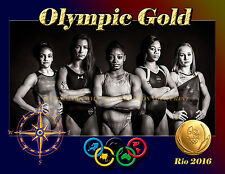 2016 Summer Olympic Event Poster/Rio/Gymnastics/Olympics/17x22 inch