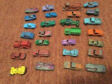 New ListingVintage Lot 28 Tootsie toys and others Diecast Cars and Trucks