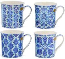 Leonardo Collection Set of 4 China Mugs Inca Empire Giftboxed