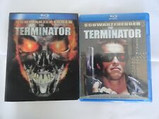 the terminator blu-ray with Lenticular slipcover