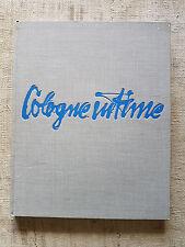 Cologne intime - Libro fotografico città di Cologna IN TEDESCO