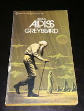Greybeard by Brian W. Aldiss (1965, Paperback) 1st Signet Book