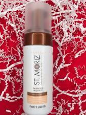 ST MORIZ Instant Self Tanning Mousse MEDIUM 2.53oz Dlx Travel Size - FREE SHIP!