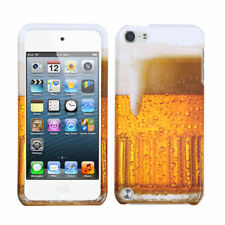 For Apple iPod Touch 5 5th gen HARD Protector Case Snap On Cover Beer