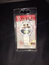White One Direction LCD Watch