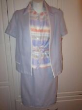 Amazing New W $60 Tags Vintage 3 Piece Skirt Suit- Must see!