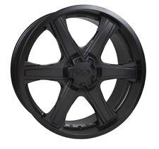 20x9.5 Enkei BLACKHAWK 5x150 +30 Matte Black Wheels (Set of 4)