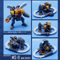 MFT MS11 Mini Sentry Omega Supreme Transformers Pocket Robot Action Figure Toys