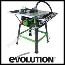 Evolution FURY5-S 056-0001 255mm Multi Purpose TCT Rage Table Saw 230 240v Volt