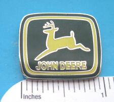 JOHN DEERE   -  hat pin , lapel pin , tie tac , hatpin GIFT BOXED