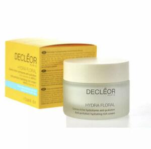 *New* Decleor - Hydra Foral - Anti-Pollution Hydrating Rich Cream - 50ML.