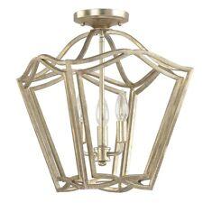 Capital Lighting Foyer, 3 Light Foyer, Winter Gold - 9651WG
