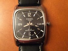 21). Diesel Time gents Watch ...model 8078.   in excellent condition