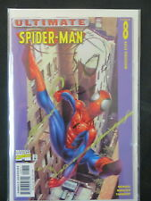 Ultimate Spider-Man #8 FIRMADO remarked Arte THIBERT DF DYNAMIC FUERZAS Con COA